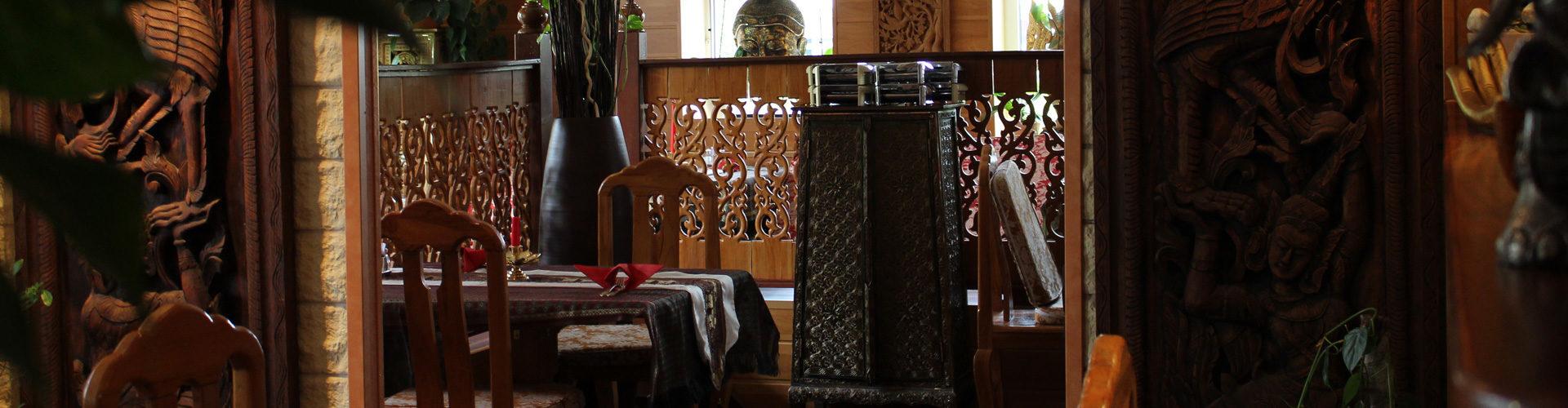 Mai Thai thailändisches Spezialitäten Restaurant in Weißenhorn